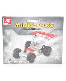 Toy Kraft Minis Racer Cars - 42 Pieces