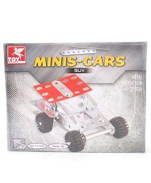 Toy Kraft Minis SUV Car Construction Set