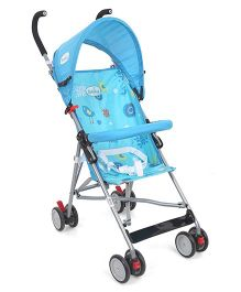 Babyhug Flexilite Buggy - Blue
