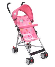 Babyhug Flexilite Buggy - Pink