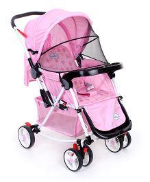 Babyhug Rock n Roll Stroller - Pink