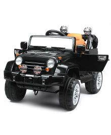 Marktech Battery Operated Bolero Jeep Black - JE245-BLK