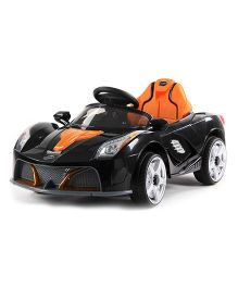 Marktech Convertible 198 Car Battery Operated Ride On - Black