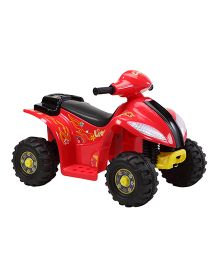 Marktech ATV Hauler Battery Operated Ride On - Red