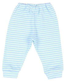Dear Tiny Baby Striped Pant - Blue & White