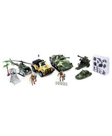 Army Force War Set - 20 Pieces