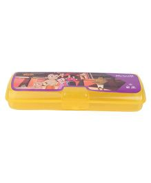 Chhota Bheem Pencil Box - Yellow