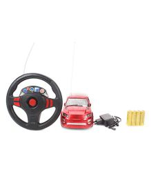 Fab And Funky Rechargeable Remote Controlled Toy - Red