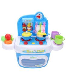 Fab And Funky Cooking Playset - Blue