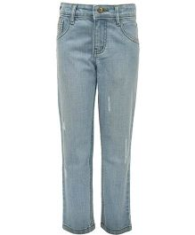 Bells and Whistles Denim Jeans - Light Blue