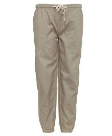 Bells and Whistles Jogger Pants - Beige