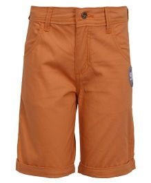 Bells and Whistles Casual Shorts - Orange