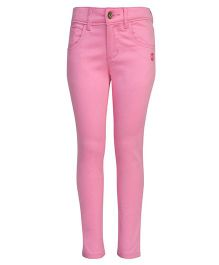 Bells and Whistles Trousers - Pink