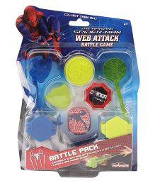 Majorette Spider Man Blister Battle Pack