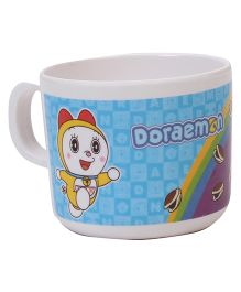 Doraemon Mug - Blue And Purple
