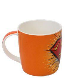 B Vishal Superman Mug - Orange