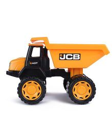 JCB Dump Truck Model Toy Yellow - 14 inches