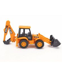 JCB Caterpillar Vehicle Model Toy - Yellow