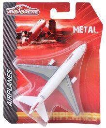Majorette Swiss Airways Airplane Model - White