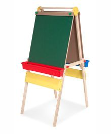 Melissa & Doug Double Sided Wooden Art Easel