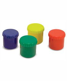 Melissa & Doug Finger Paint 4 piece Set