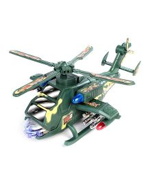 Chhota Bheem Transformer Helicopter - Green