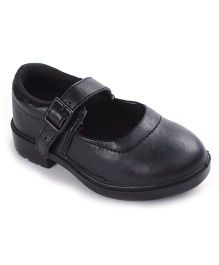 Prefect By Liberty School Shoes With Buckle Closure - Black