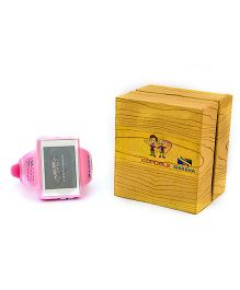 Shiksha KidMobile Watch (Color May Vary)