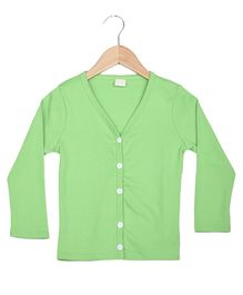 Superfie Stylish Cardigan - Green