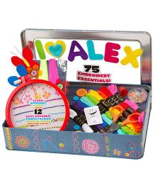 Alex Toys My Embroidery Kit - Multicolor