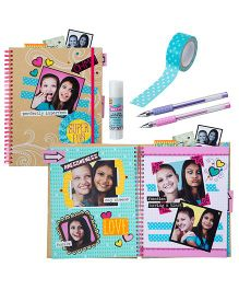 Alex Toys Selfie Journal - Multicolor