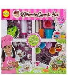 Alex Toys Lets Bake Ultimate Cupcake Set - Multicolor