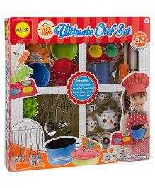 Alex Toys Let`s Cook Ultimate Chef Set - Multicolor