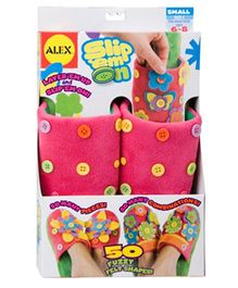 Alex Toys Slip `Em On  Small - Multicolor