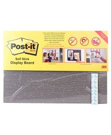 Post It Self Stick Display Board