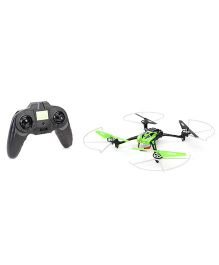 Modelart Predator Remote Controlled Quad Copter 2.4 G - Green