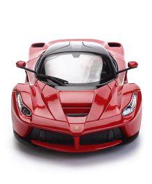 Bburago 1:18 Ratio La Ferrari Die Cast Model Toy - Red