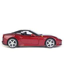 Bburago California Open Top Ferrari Car Toy - Dark Red