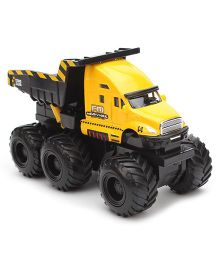 Maisto Fresh Metal Builder Zone Quarry Monster - Yellow