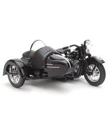 Maisto Harley Davidson Sidecars Bike - Black