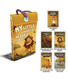 Young Angels My Little Library Of Aesop's Fables English- Pack Of 5