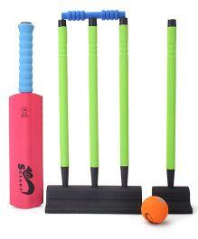 Safsof Cricket Set - Orange and Red