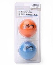 Safsof Twin Balls - Orange And Blue