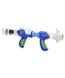 Simba Flying Zone Pop Ball Shooter - White And Blue