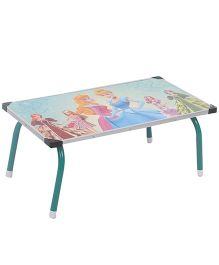 Lovely Wooden Princess Print Table