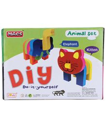 Lovely DIY Set Of Animals