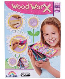 Frank Wood Wrox DIY  Pencil Case Kit
