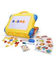 Deluxe Learning And Activity Case - Yellow