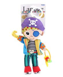 Lamaze Funskool Yo Yo Horace Soft Toy Rattle