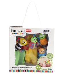 Lamaze Garden Hand And Foot Finder (Color May Vary)